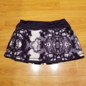 Lululemon Pacesetter Rival Tennis Skirt Skort